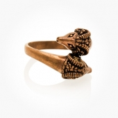 Ring Bronze Ramshead