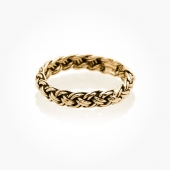 Ring Bronze Braid